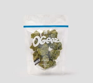 "Ogeez Krunch ""Coco Bud"" | 50g"