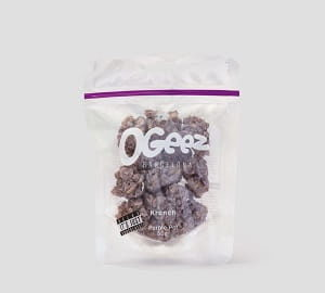 "Ogeez  Krunch ""Purple Pot""  