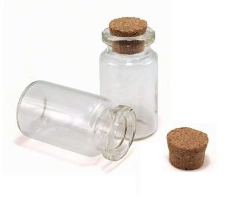 Szklana buteleczka mini