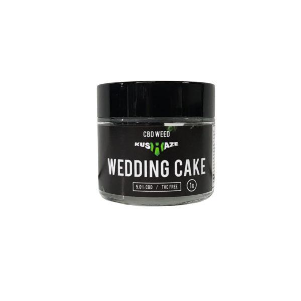 Susz Wedding Cake CBD WEED