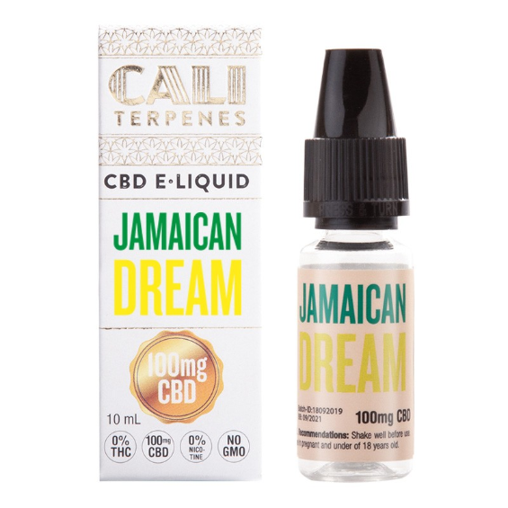 E-liquid CBD Jamaican Dream