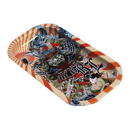 Roning & Geisha Rollingtray tacka