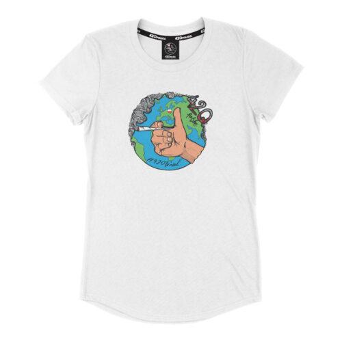 Koszulka 420 Travel damska